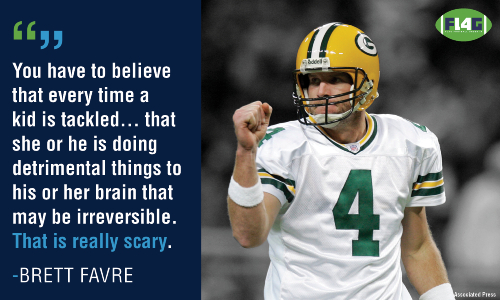Brett Favre Flag Football Under 14