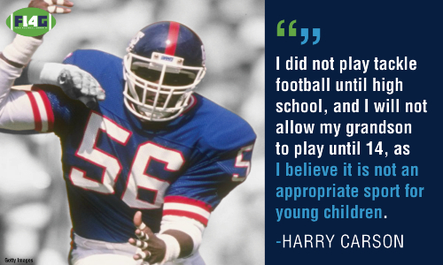 Harry Carson Flag Football Under 14