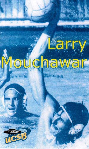 Larry Mouchawar Water Polo