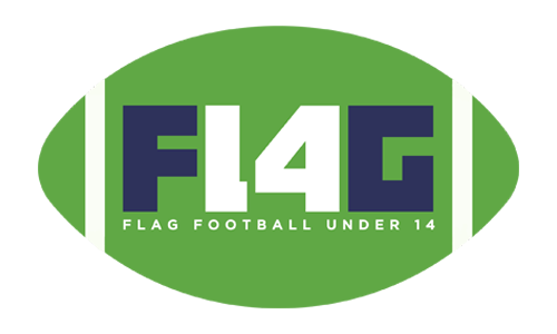 Flag Football Under 14 Logo