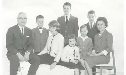 John Costello Family