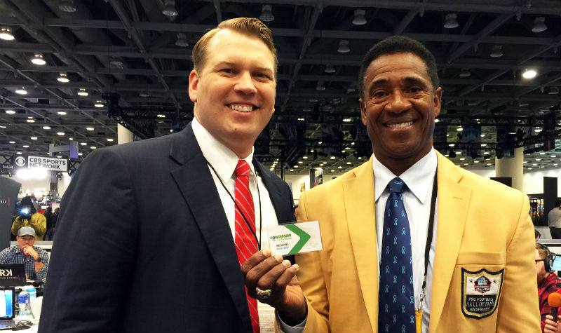 Chris Nowinski Mike Haynes