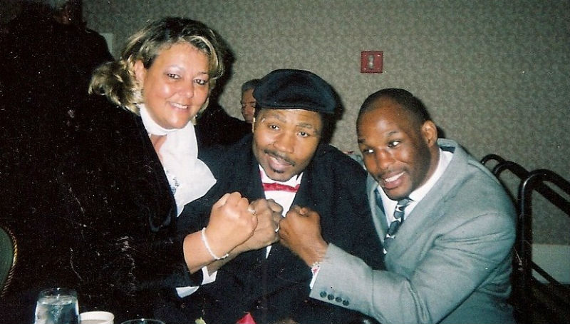 Greg Page Bernard Hopkins