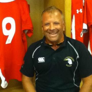 Steve Murra Rugby