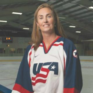AJ Griswold Mleczko USA Hockey Olympics