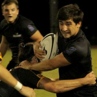 Cameron Hughes Rugby Brain Pledge