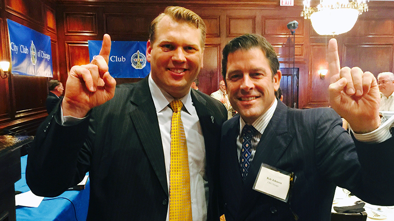 Chris Nowinski Rob Johnson